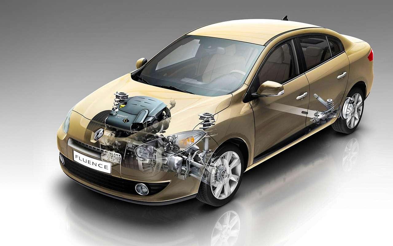 Renault Fluence спробегом: все неисправности— фото 1232007