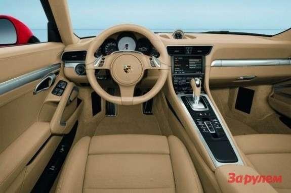 Porsche 911991 inside 2