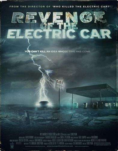 «Revenge ofthe electric car»