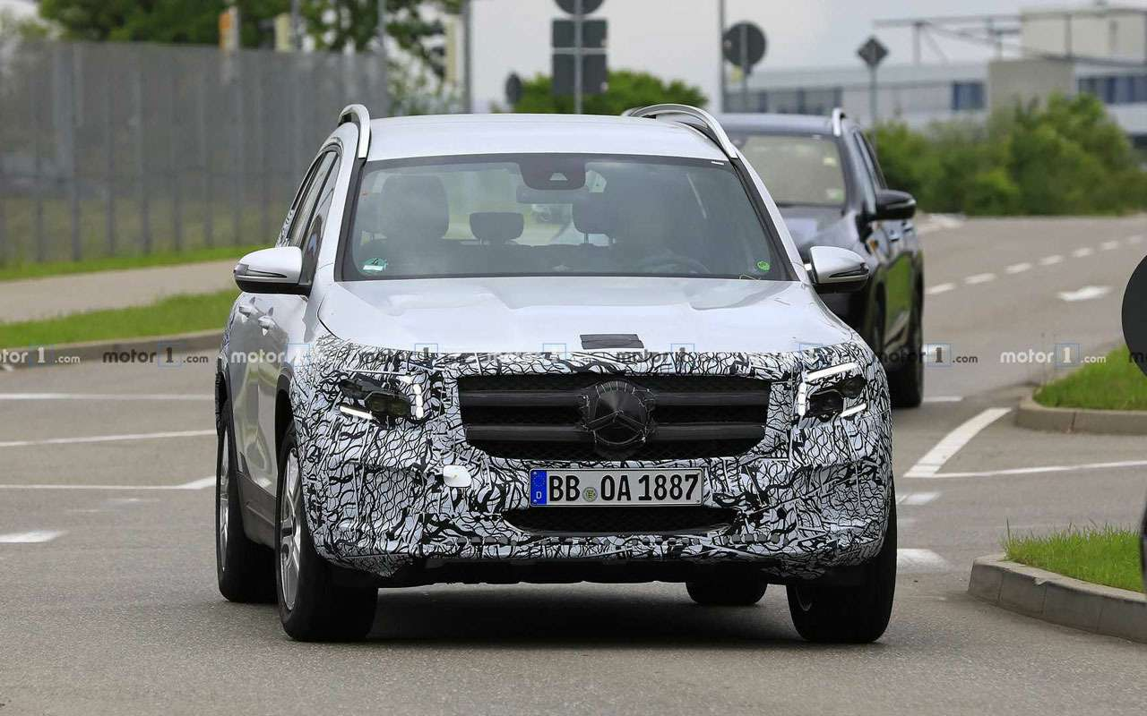 Mercedes-Benz опубликовал фото малыша Gelandewagen— фото 978888