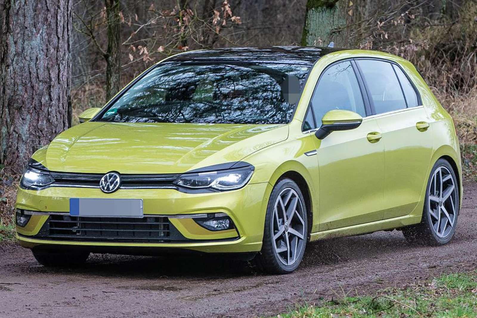 Новый Volkswagen Golf: все изменения воблике— фото 956574