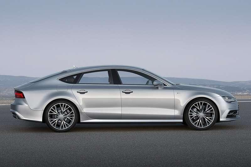 Обновленный Audi A7Sportback