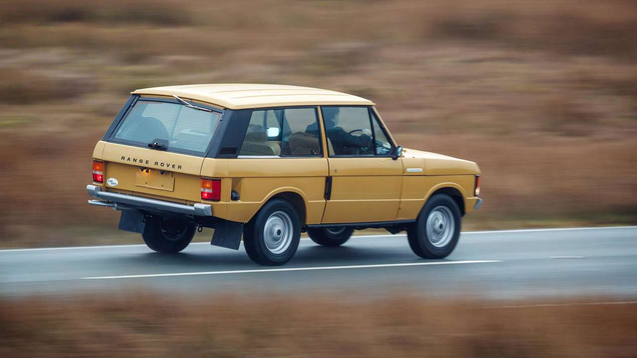 Соннаяву: Land Rover возобновил выпуск классического Рейндж Ровера— фото 702077