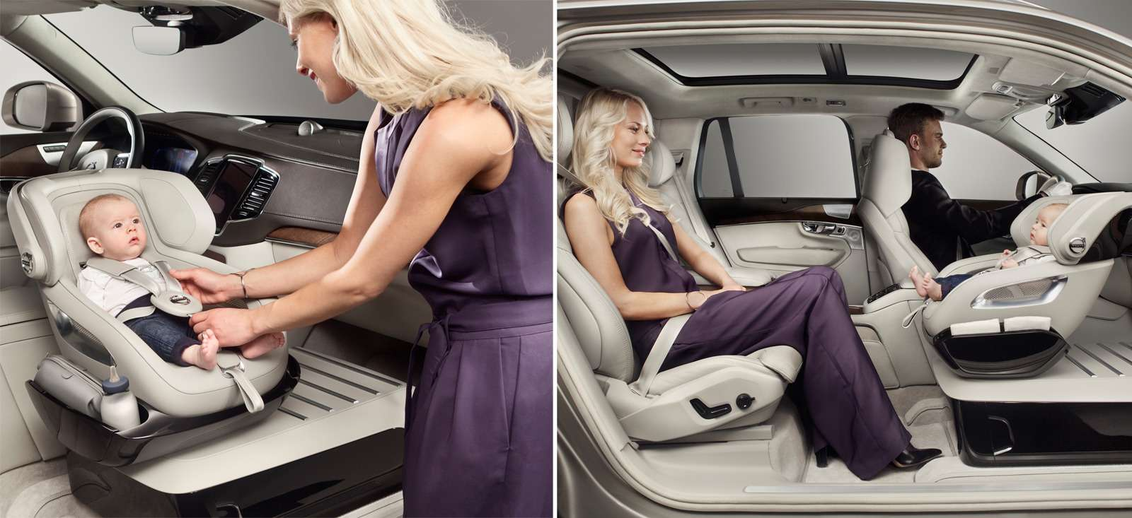 TheExcellence Child Safety Seat Concept