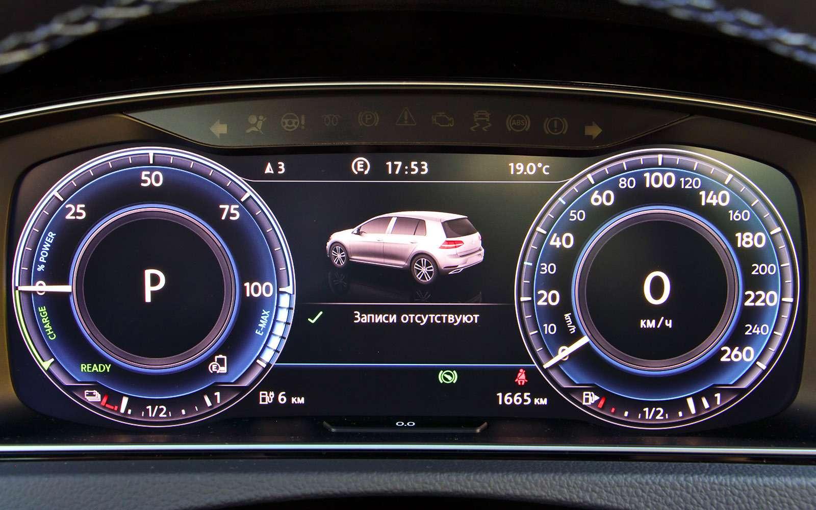 Volkswagen Golf — сравниваем новые версии— фото 755766