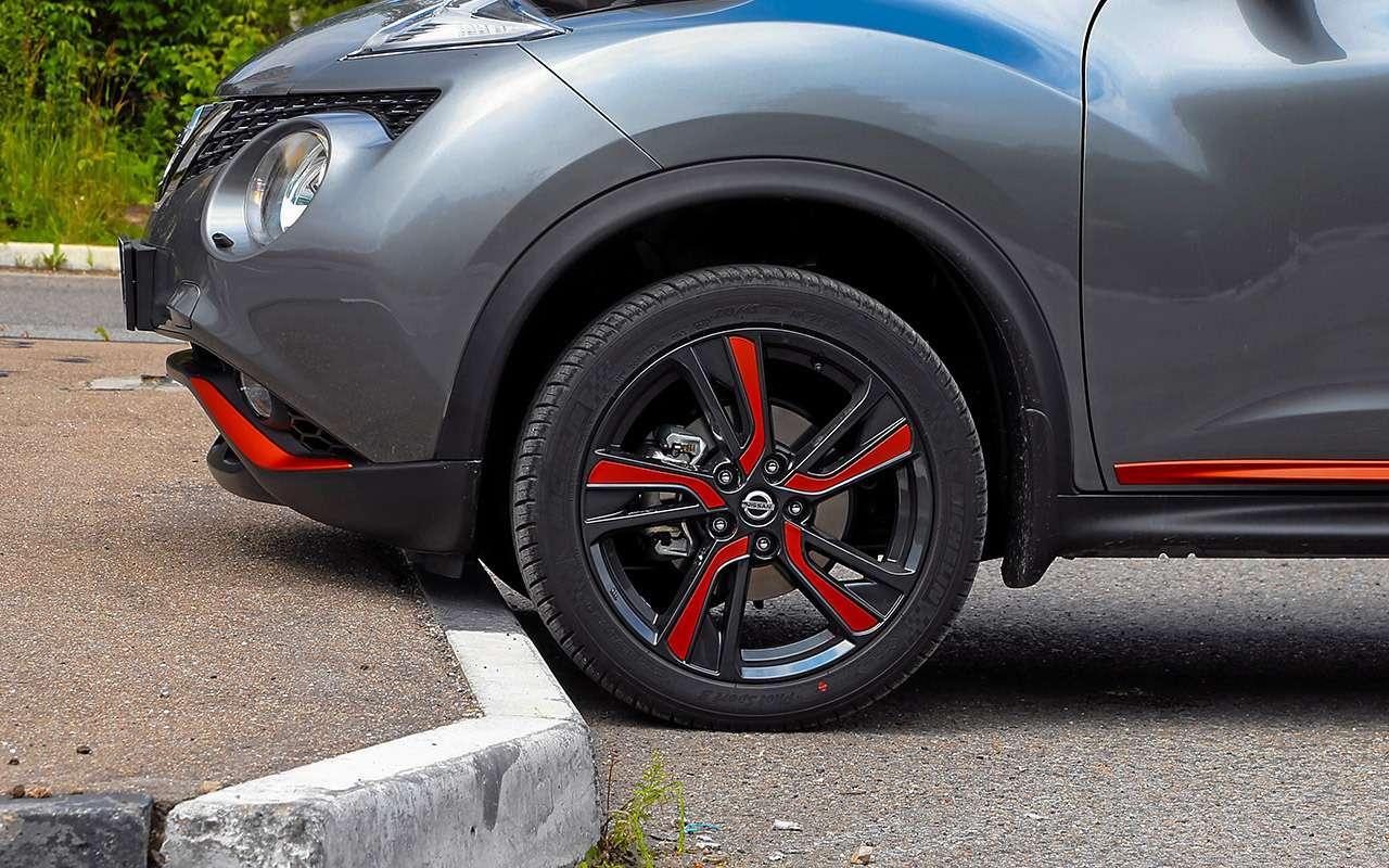Toyota C-HR против других японских кроссоверов— большой тест-драйв— фото 902414