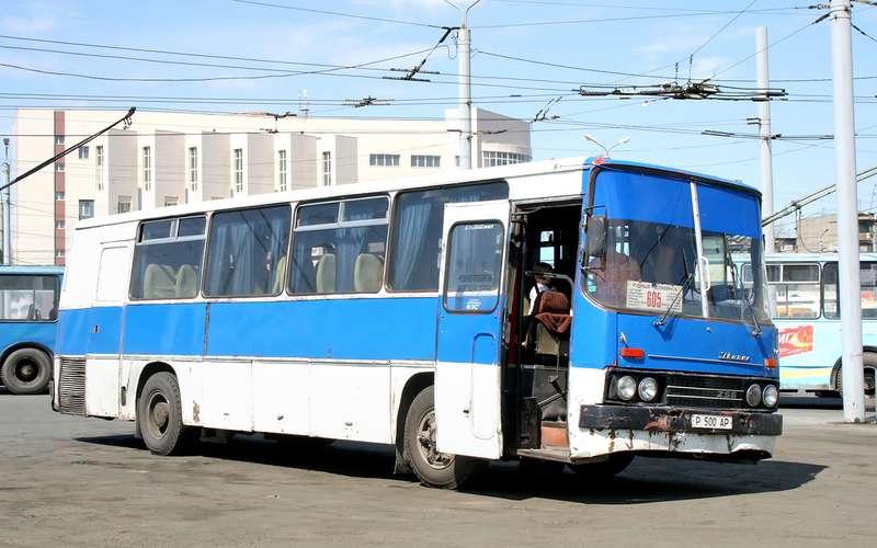 ГИБДД будет заниматься техосмотром автобусов