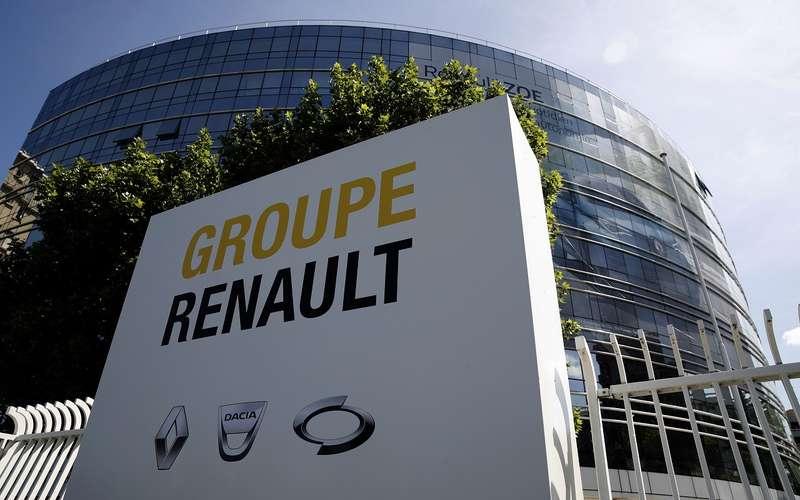 Renault сократит более 10000 сотрудников ибудет делать меньше автомобилей