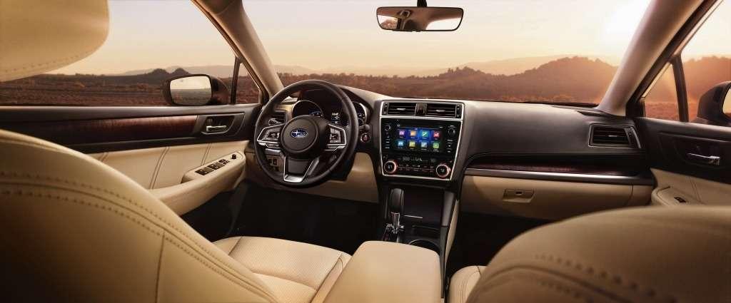 Клиент, не уйдешь: Subaru комплексно модернизировала Outback— фото 733285