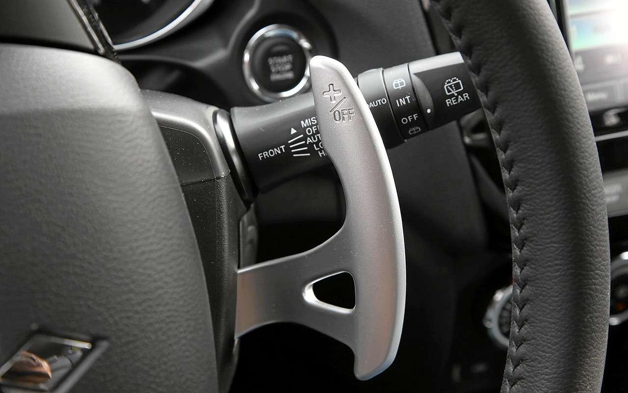 Обновленный Mitsubishi ASX в7-ми вопросах иответах— фото 820877