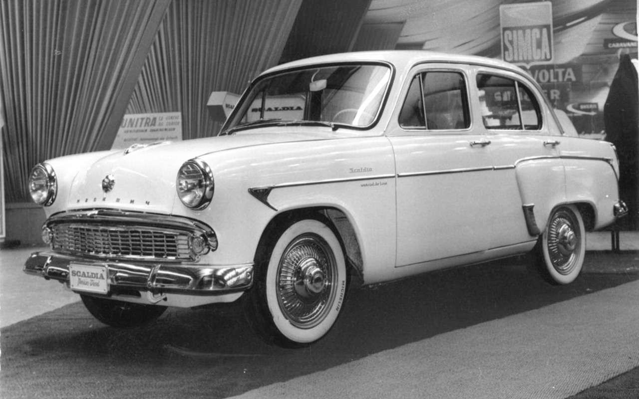 14советских автомобилей сдизелем— почему ихотнас скрывали— фото 954432