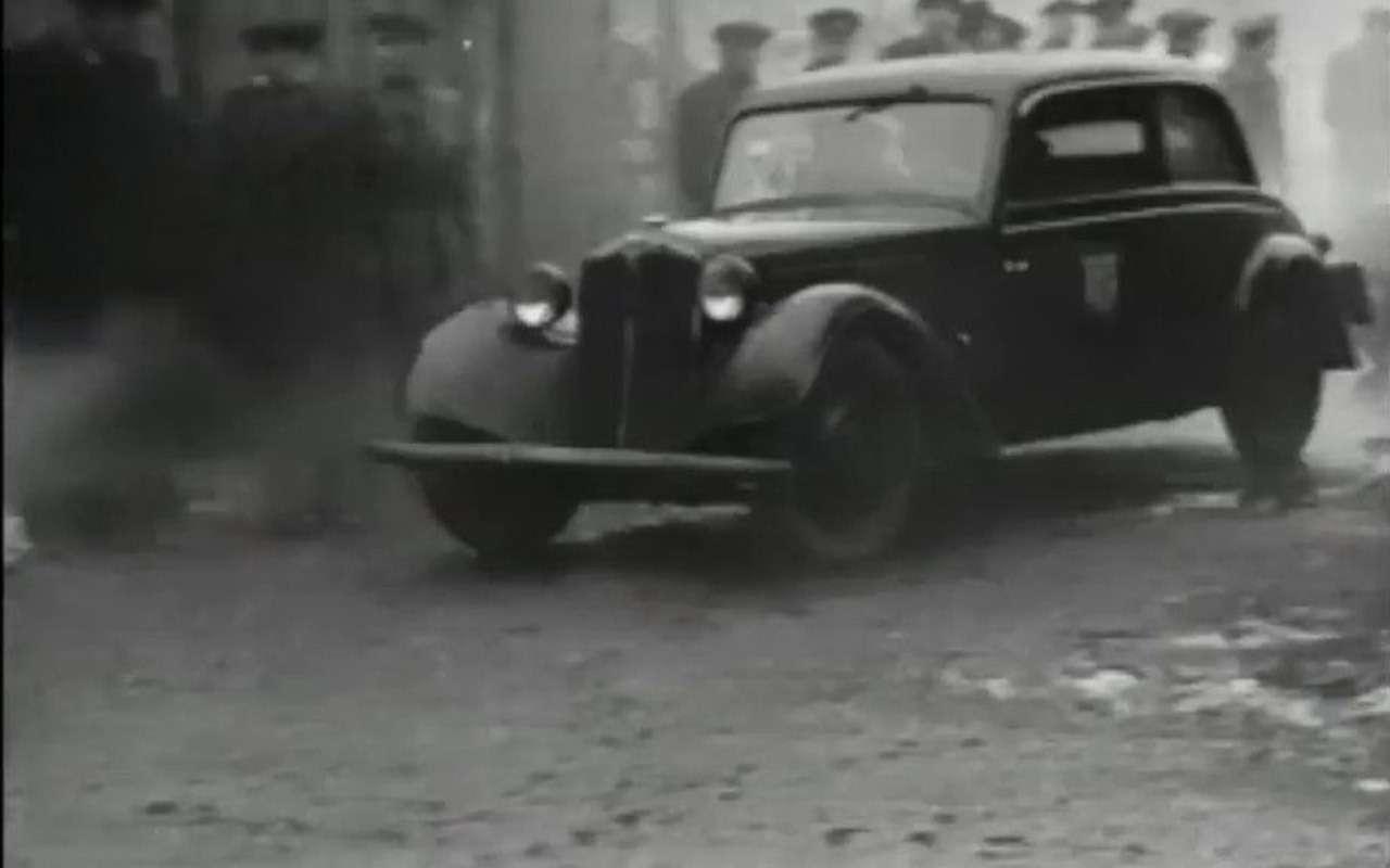 Всетакси СССР: лимузины, кабриолеты, иномарки— фото 1140114