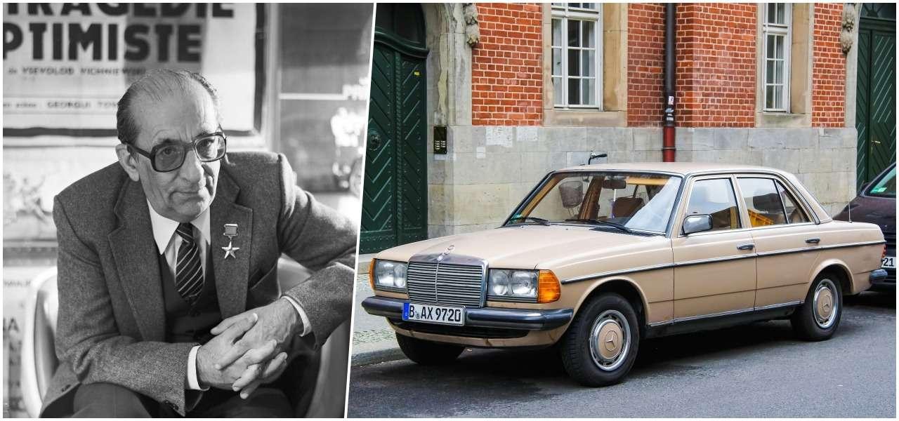 Автомобили советской богемы— как она добывала иномарки— фото 1101130