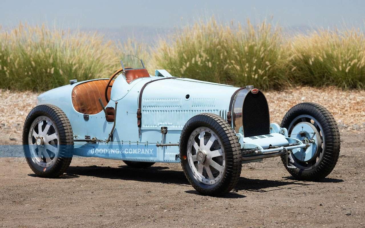 10самых дорогих машин, купленных наMonterey Car Week— фото 1271408