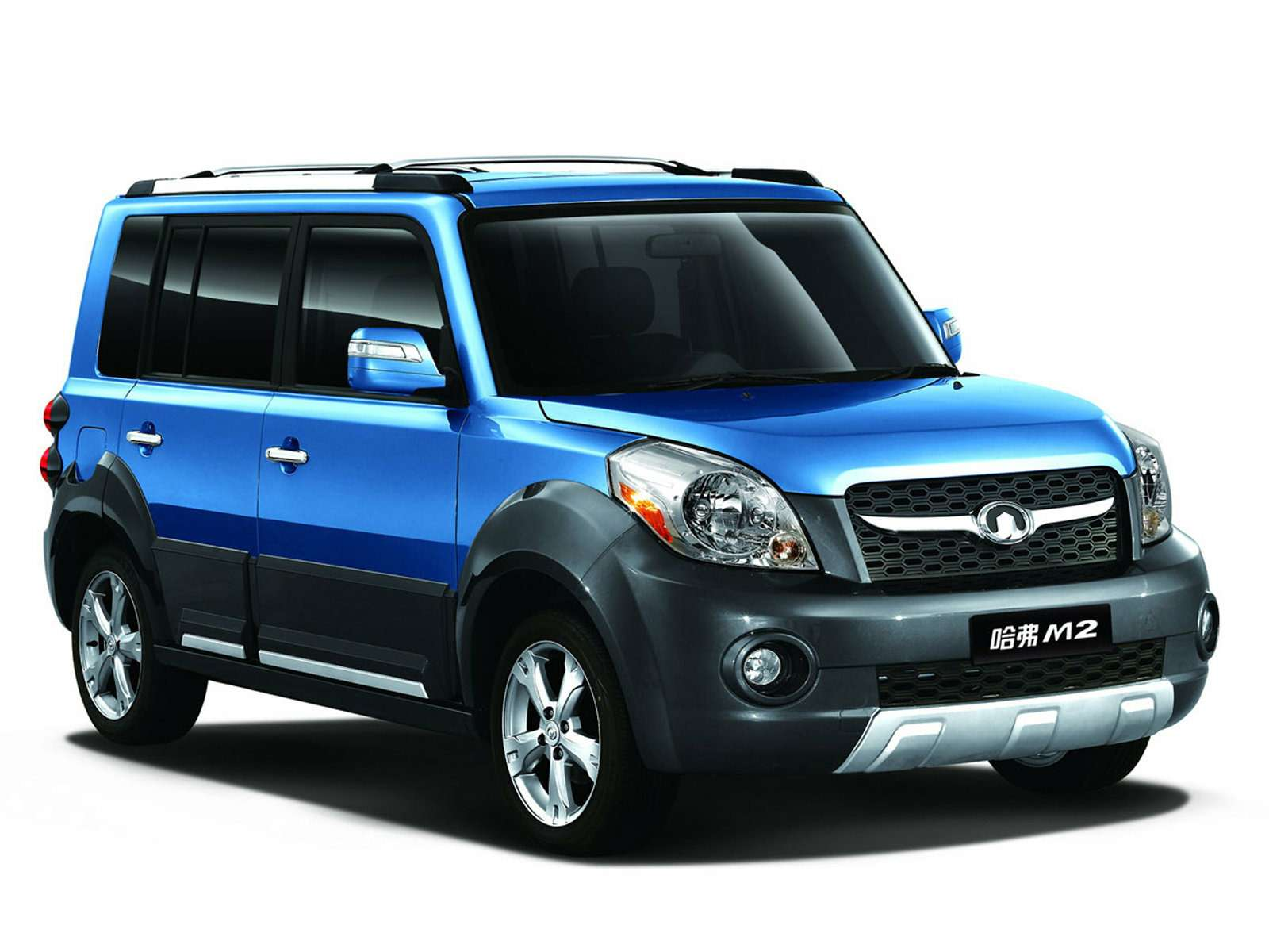 Great Wall_Hover M2