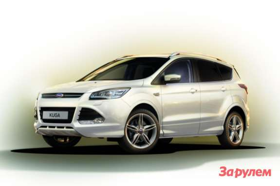 ford kuga titanium xsport announced 3