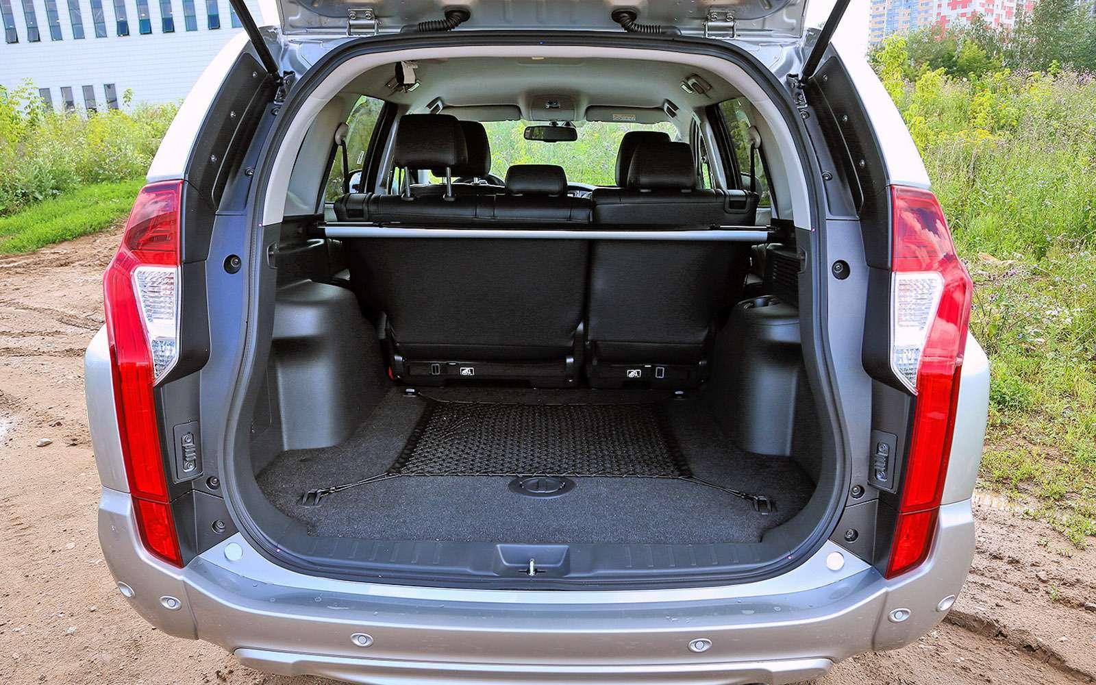Mitsubishi объявила старт продаж ицены наPajero Sport— фото 609550