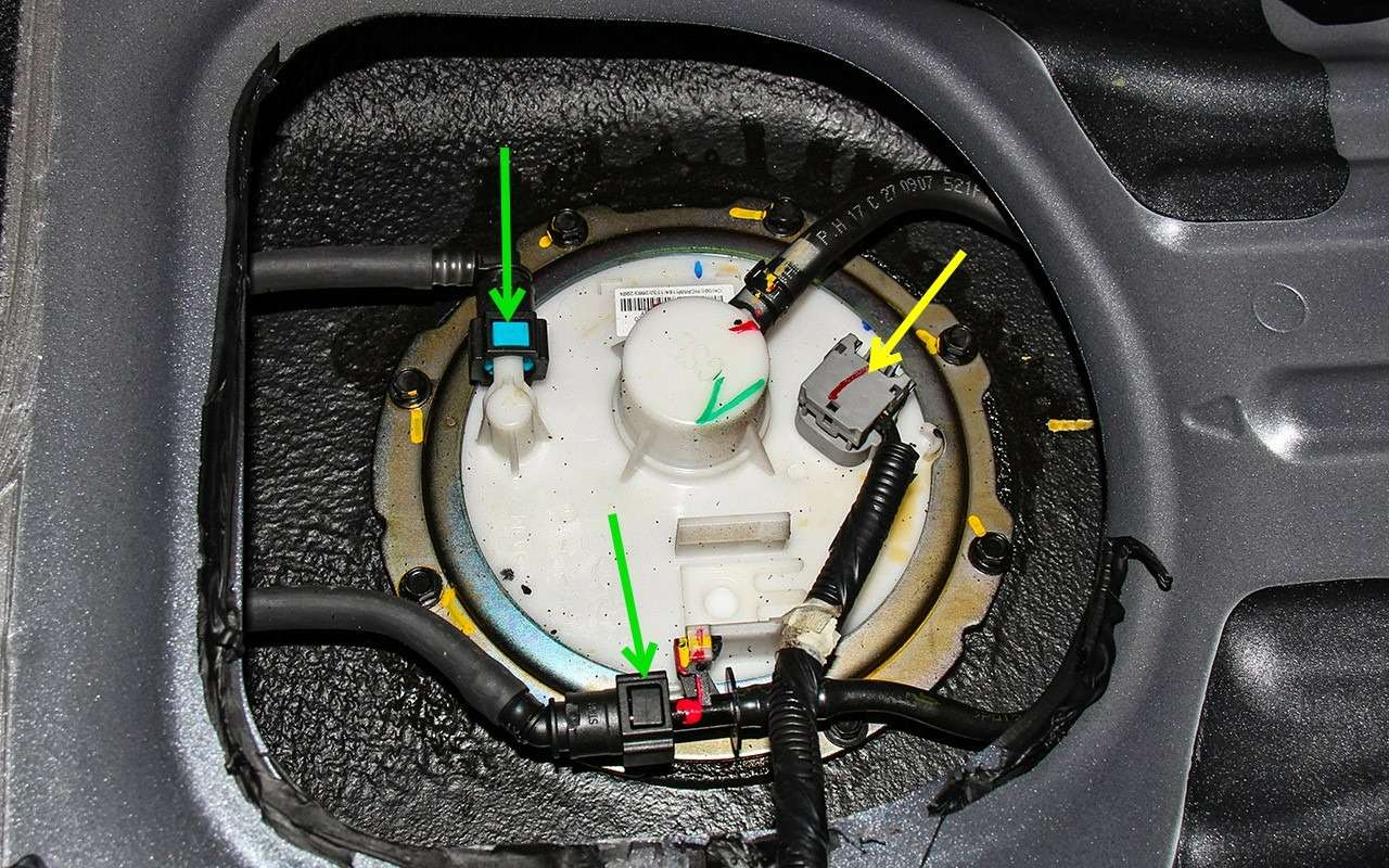 Hyundai Solaris II— тест-ремонт ЗР— фото 816952