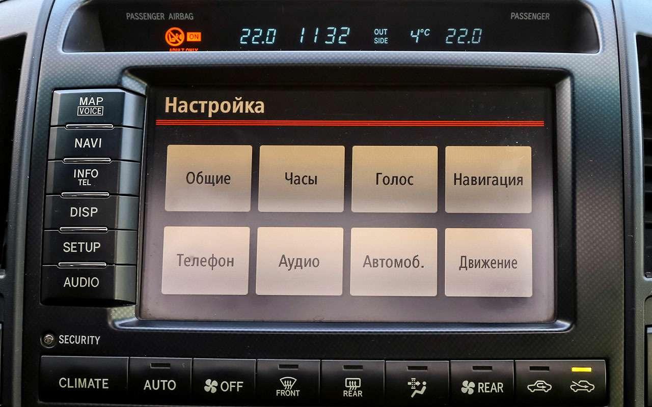 Новый УАЗ Патриот или 10-летний Land Cruiser 200: тест-драйв— фото 1058444