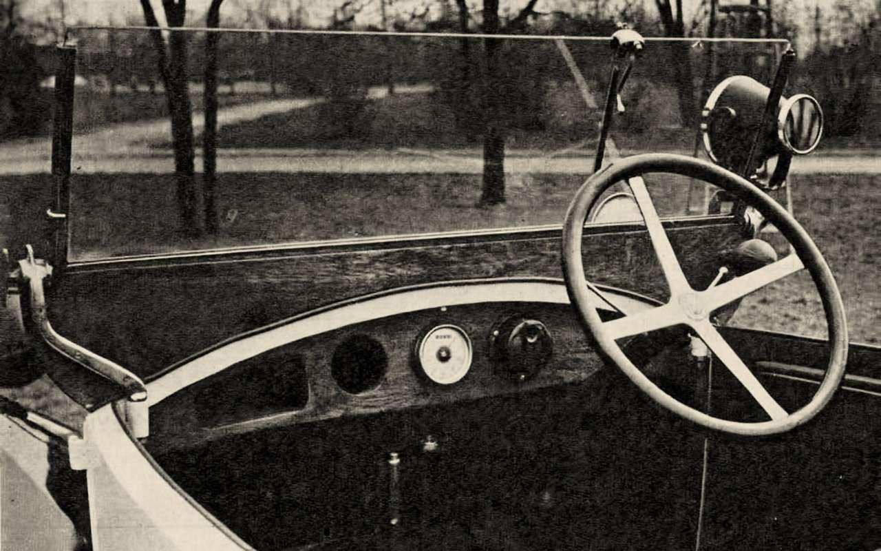 Первая легковушка СССР: унее был правый руль!— фото 944395