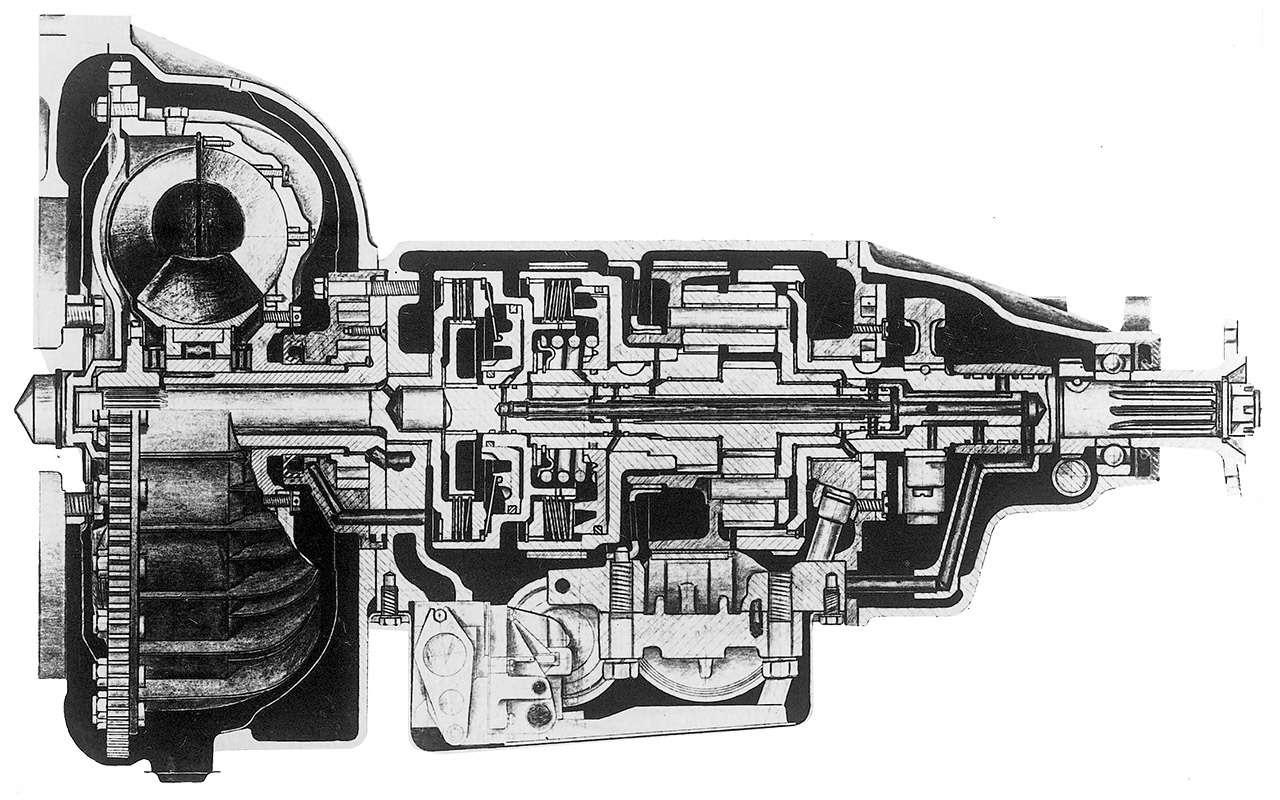С чего срисовали Волгу ГАЗ-21: сФорда? Крайслера? Или Москвича-402?— фото 978928