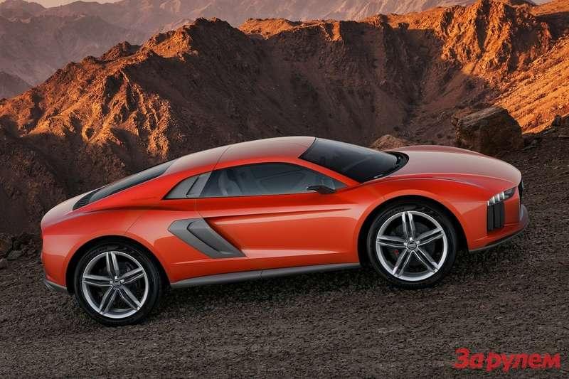 Audi Nanuk quattro Concept 2013 1600x1200 wallpaper 02
