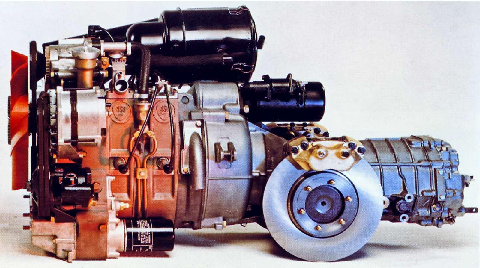 Роторный двигатель: между прошлым ибудущим— фото 667510