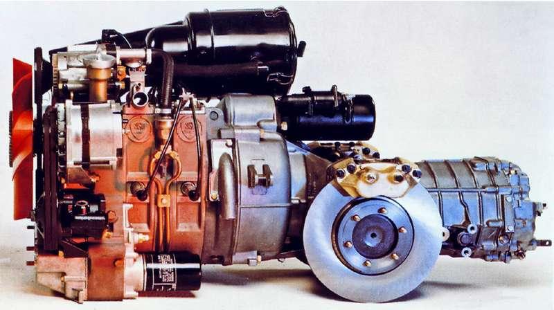 Роторный двигатель: между прошлым ибудущим