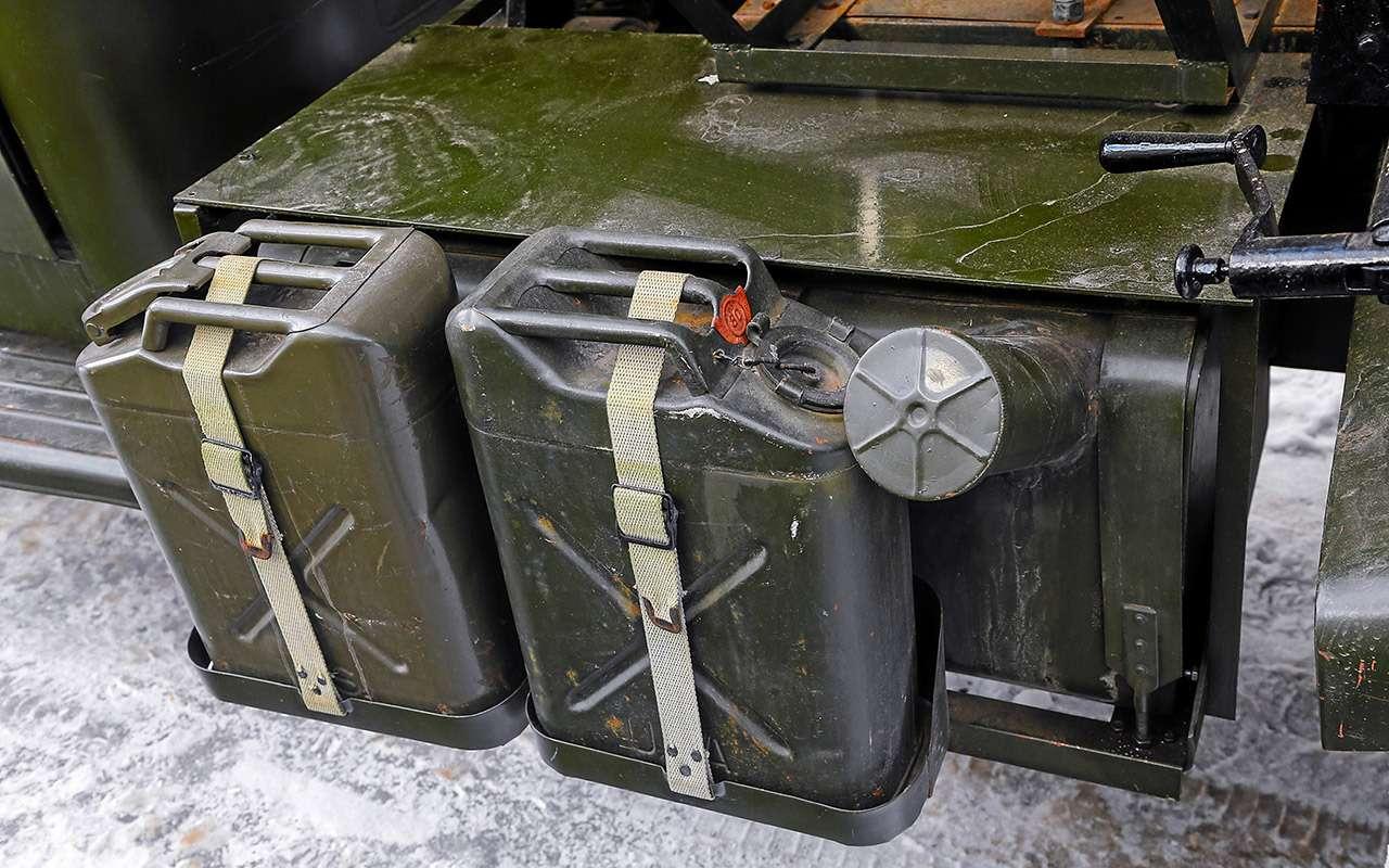 Великая пара Великой Отечественной: ретротест Студебекера сКатюшей— фото 1244011