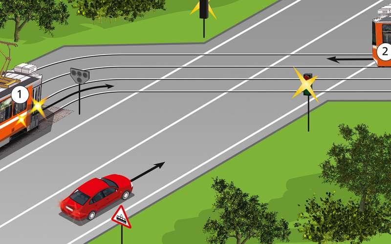 Задачка страмваем: тут всегда ошибается больше 50% водителей
