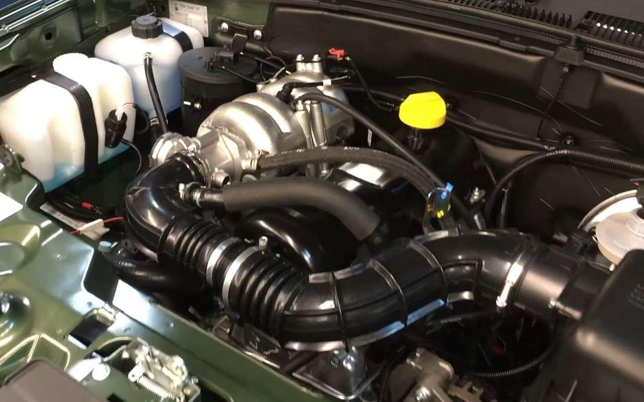 Почему наNiva Travel неставят новый мотор? Ответ давно есть!— фото 1211602
