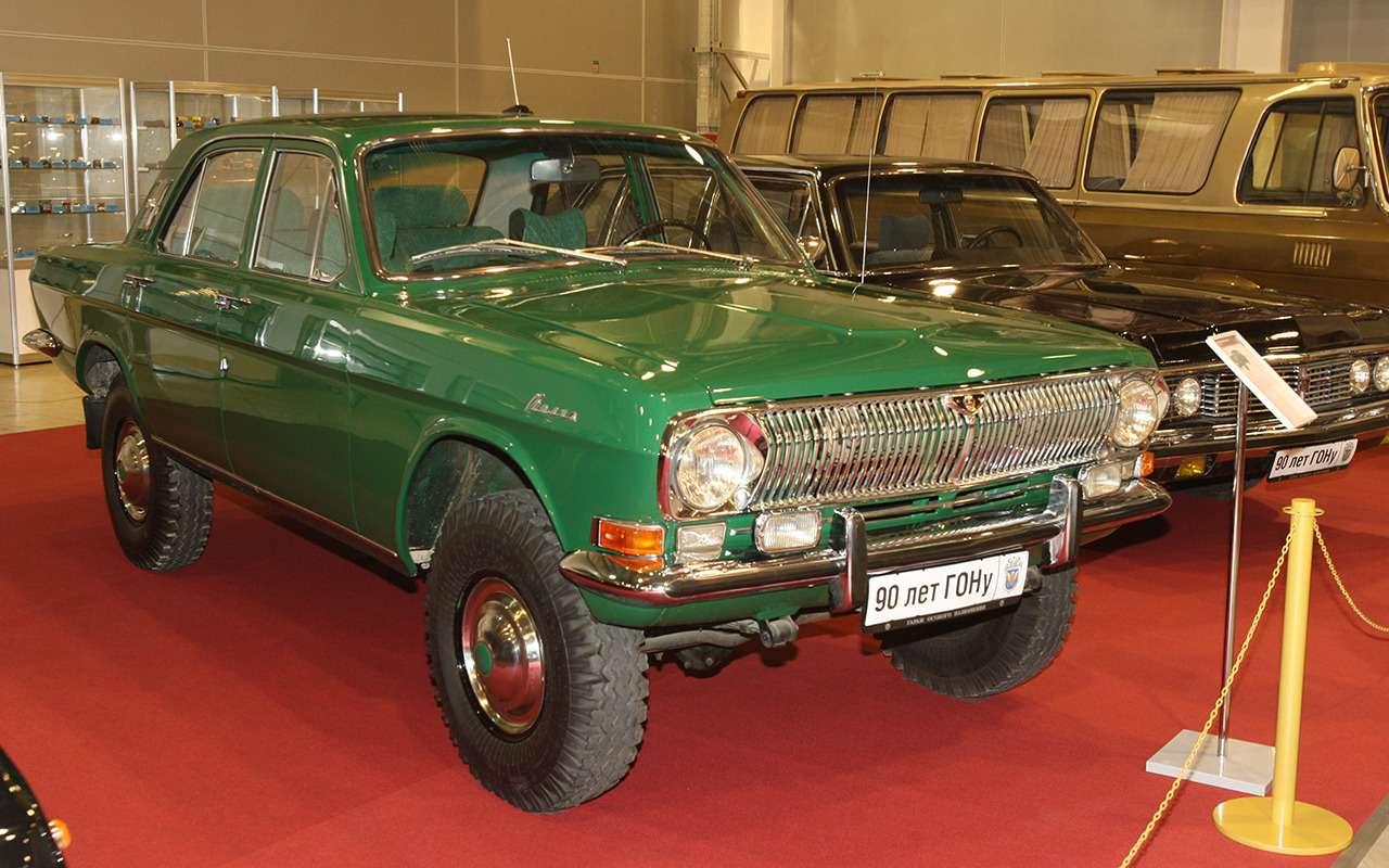 12советских внедорожников— помните, какие изних можно было купить?— фото 1009093