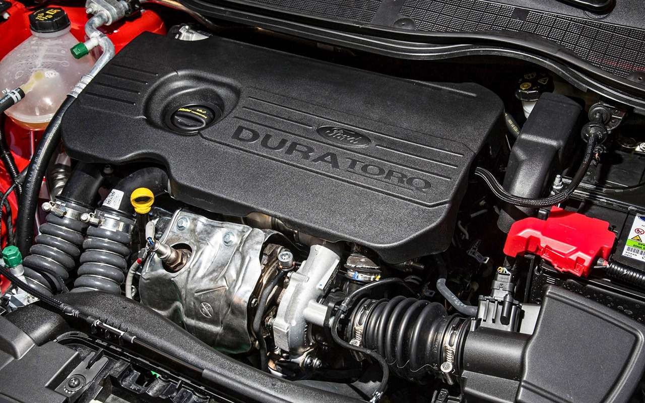 Ford Fiesta: полный список неисправностей— фото 941930