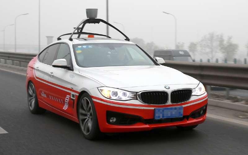 BMWиBaidu сообщили опровале совместного беспилотного проекта