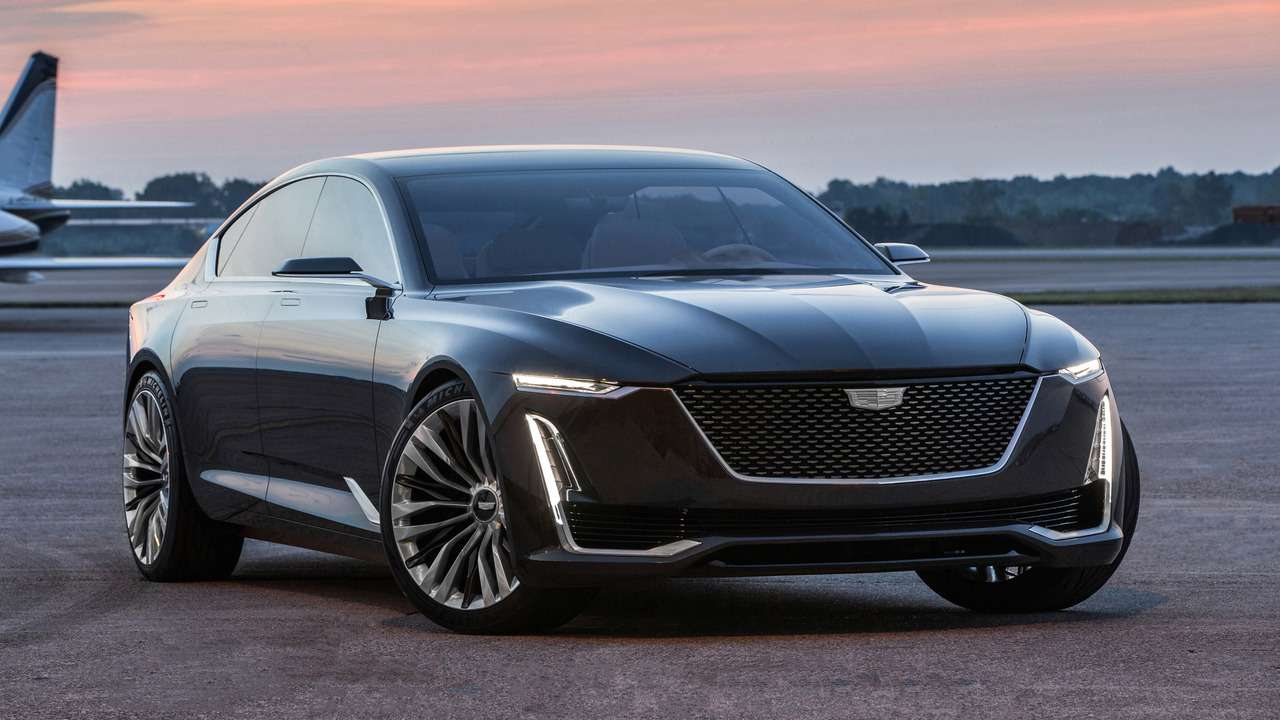 Безлишних букв: Cadillac Escala намекнул натоп-модель— фото 621440