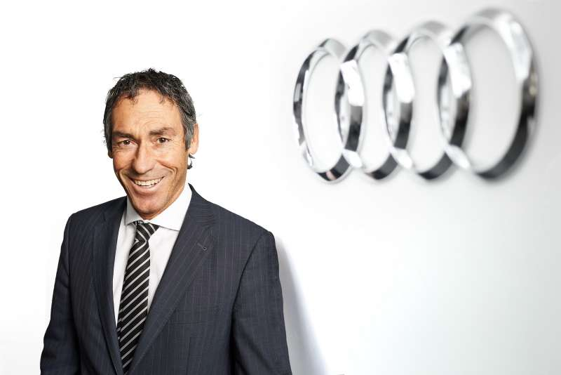 Achim Saurer_New Head of Audi Russia_large