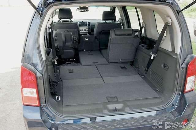 Тест Ford Explorer, Mitsubishi Pajero, Nissan Pathfinder. Ровесники века— фото 57016