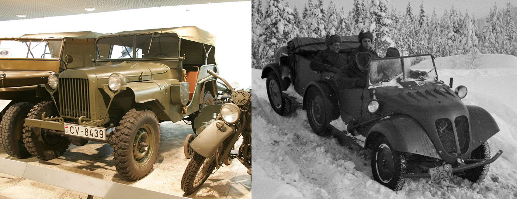 Автомобили Великой Отечественной: битва конструкций— фото 584381