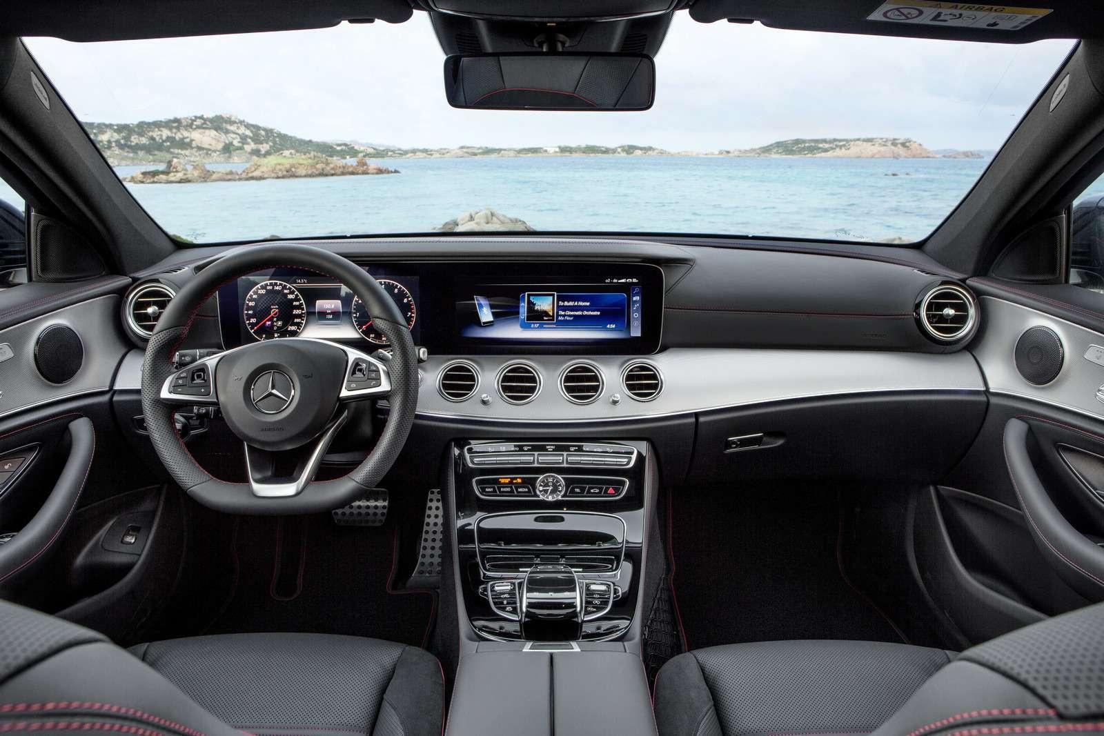 Новый универсал Mercedes-Benz Е-класса: шестой, юбилейный— фото 595694