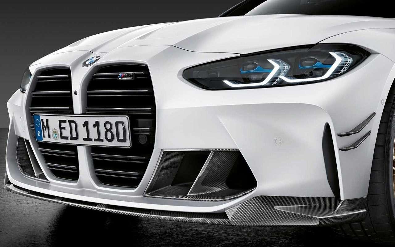 Новые BMW M3и M4и тюнинг дляних— фото 1170388