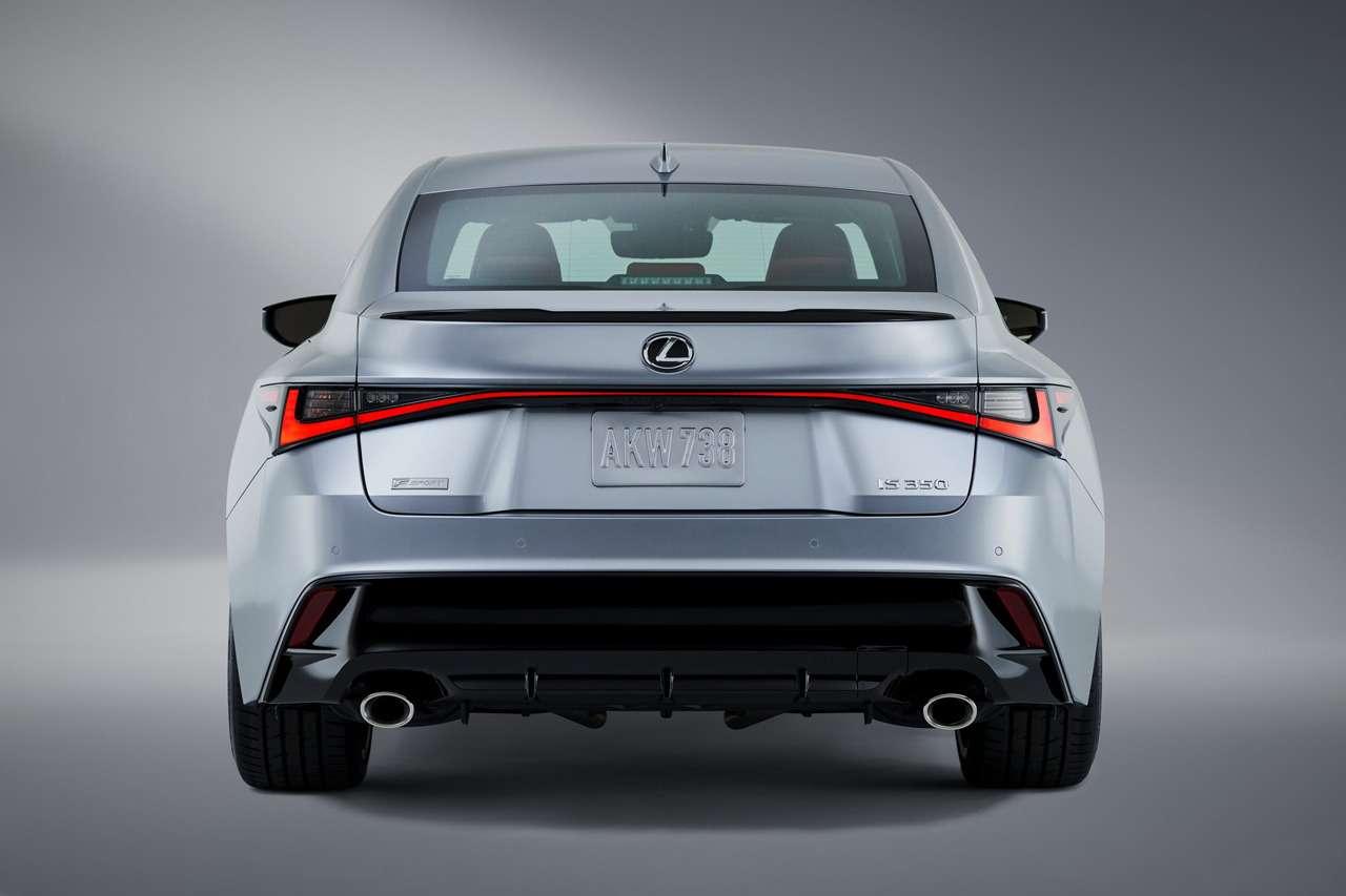 Представлен новый Lexus IS— фото 1140416
