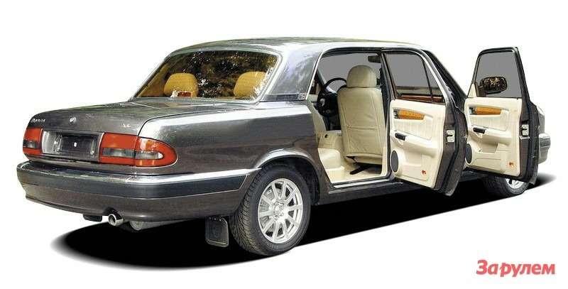 ГАЗ-311055(2005-2010)