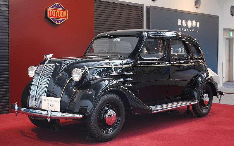 4 1936 Toyoda Model AAnocopyright
