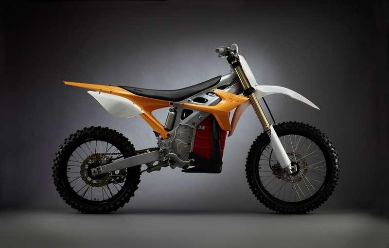 Разрабатывается бесшумный гибридный мотоцикл дляспецназа