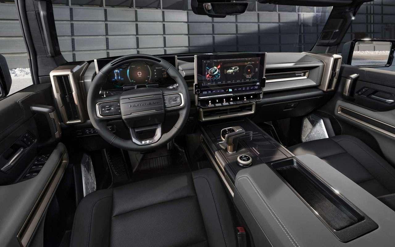 Новый внедорожник Hummer— характеристики ицены— фото 1236823