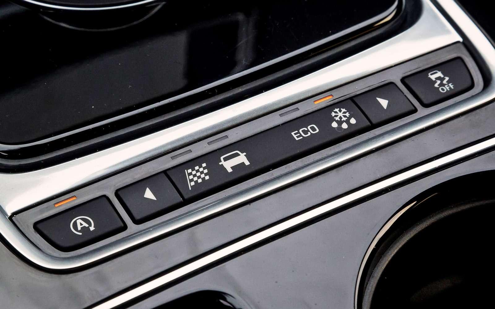 Тест премиум-кроссоверов: Lexus RX350, Cadillac XT5и Jaguar F-Pace— фото 721762