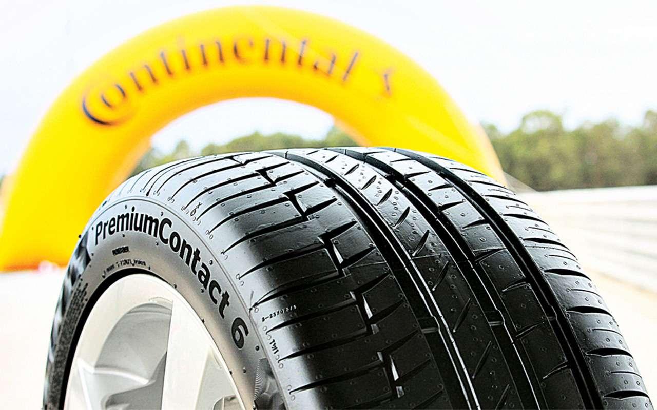 Лучшие шины, которые надо покупать вэтом сезоне— фото 855528