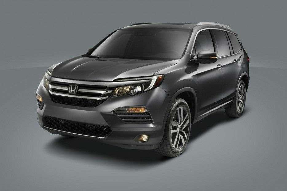Honda привезет новое поколение Pilot вРоссию кзиме— фото 383112