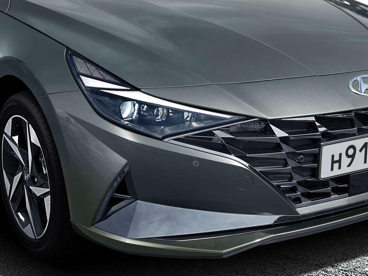 Новая Hyundai Elantra: подробности дляРоссии— фото 1203885