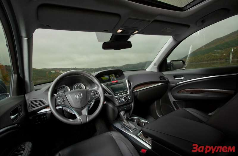 Acura MDX preview 41